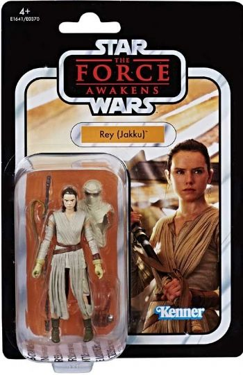 Star Wars The Vintage Collection 2018 Rey (Jakku) Figure